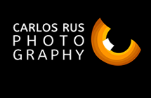logotipo web carlos rus photography
