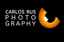 logotipo web carlos rus photography